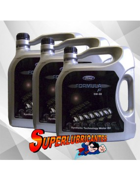 Ford Formula F 5W30 5L OFERTA x3